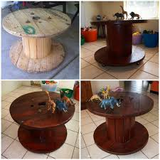 Wooden Spool Table For Sale 162 Best Carretes De Madera Large Wooden Spools Images On