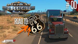 Route 66 New Mexico Map by American Truck Simulator Road To Route 66 00 C2c Canadream