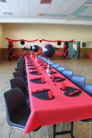 deco de table pour anniversaire nice deco rouge et noir pour anniversaire 5 soirée cabaret la