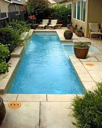 Backyard Pool Ideas by Best 25 Small Backyard Pools Ideas On Pinterest Small Pools