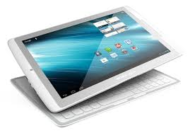 android tablets with keyboards archos 101 xs unwrapped 10 1 inch android tablet with magnetic
