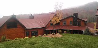 Jim Barna Model Home Jim Barna Log Homes And Timber Frame Homes North Caro
