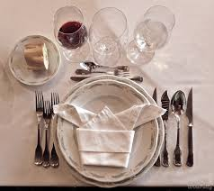 Formal Dinner Place Setting How To Host A Wine Tasting Party Ideas Wine Folly