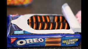 halloween oreos youtube