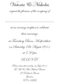 Wedding Invite Verbiage Formal Wedding Invite Wording Vertabox Com