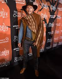 Clint Eastwood Halloween Costume Scott Eastwood Dresses Dad Clint U0027s Iconic Western Character