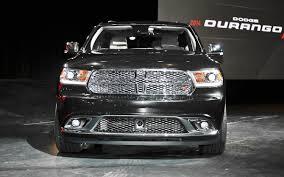 Dodge Dakota Truck Gas Mileage - 2014 dodge durango first look motor trend