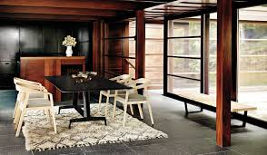 Rug Under Dining Room Table by Dining Room Killer Small Dining Room Decoration Using Metal Steel