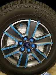 plasti dip jeep white 2015 plasti dipped wheels ford f150 forum community of ford