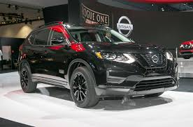 2017 nissan rogue adds u201crogue one star wars limited edition