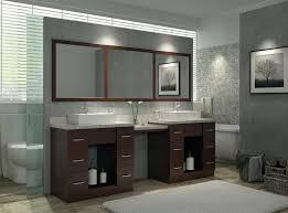 Powder Room Vanity Sink Cabinets Trough Sink Vanity Double Bathroom Sink Vanity With Drop In Sink