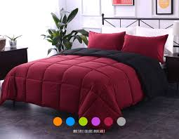 burgundy bedding sets cheap sale bedding sets comforter and spaces