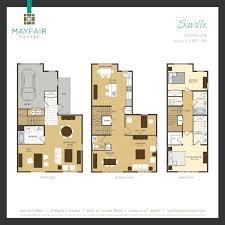 As Built Floor Plans Mayfair Square Rms Rentals Apartments For Rent In Danbury