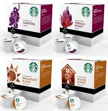 keurig starbucks k cup variety bundle 64 count reviews wayfair