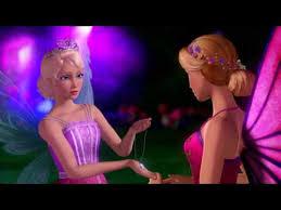barbie mariposa u0026 fairy princess friend music video