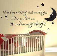 Wall Decals For Girl Nursery by Bedroom Wall Quotes About Dreams Quotesgram Sweet Childrens Art