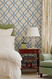 bedroom wallpaper imperial trellis kelly green bedrooms bedrooms