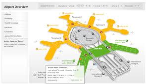 California Airports Map Shopping Http Www Flysfo Com
