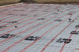 Ultra Fin Radiant by 100 Installing Radiant Floor Heating A Simple Cost