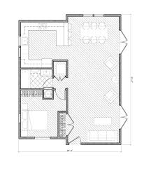 500 Sq Ft Studio Floor Plans by Mother In Law Cottage Plans Is A Great Layout Only Is Just Over