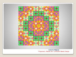 modulo art pattern grade 8 modulo art inset 2016 output