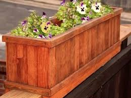 16 over the railing planter boxes mastering compact gardening