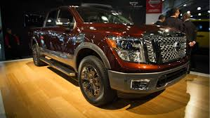 nissan titan warrior australia price 2016 new york auto show 2017 nissan titan crew cab powered by