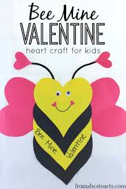 21 valentine u0027s day crafts for kids fun heart arts and crafts