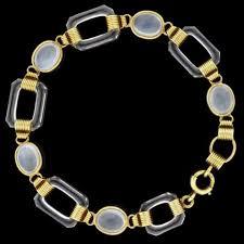 crystal link bracelet images Link bracelets a brandt son jpg