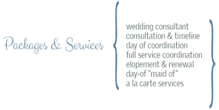 wedding planning services services swept away island weddings events