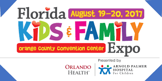 Orange County Convention Center Floor Plan Florida Kids And Family Expo Aug 19 20 2017 Occc Tickets