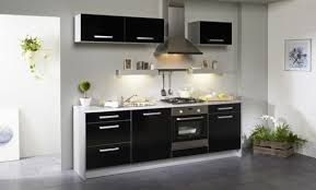 cuisine noir laqué pas cher décoration meuble de cuisine noir laque 79 nanterre meuble de