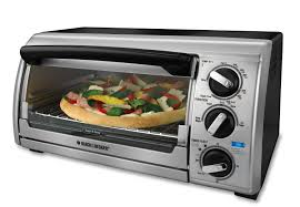 Toast In Toaster Oven Black U0026 Decker Toast R Oven 4 Slice Toaster Oven Only 29 94