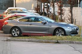 spy shots 2012 bmw 6 series coupe photo gallery autoblog