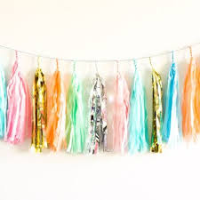 mylar tissue paper 533 best garland banners images on party garland