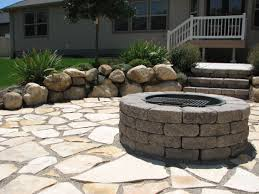 backyard stones crafts home