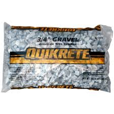 Quikrete Powerloc Jointing Sand by Quikrete 50 Lb 3 4 In Gravel 115245 The Home Depot