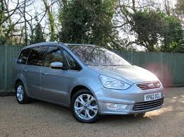 used silver ford galaxy for sale dorset