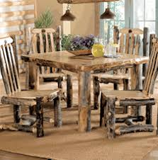 rustic dining room furniture reclaimed furniture design ideas