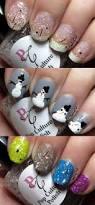 22 christmas nail art designs
