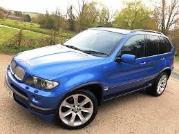Bmw X5 Blue - bmw x5 4 8is estoril