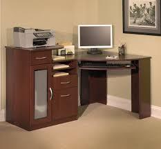 Corner Computer Desk With Hutch Ikea by Corner Computer Desk Cherry Wood Ikea 733