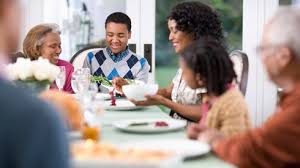 seven at your thanksgiving table focus on the family