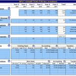 Business Valuation Excel Template Business Valuation Template Business Valuation Stratecution B V