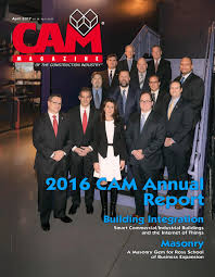 april 2017 cam magazine by construction association of michigan