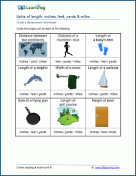grade 3 measurement worksheets free u0026 printable k5 learning