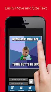 Meme Creator App Iphone - meme generator my meme maker easily create and share memes with