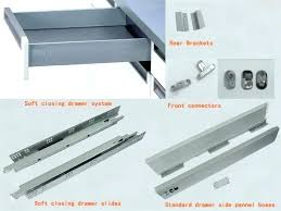 kitchen cabinet drawer guides cool sliding drawer hardware kitchen cabinet drawer slides kitchen