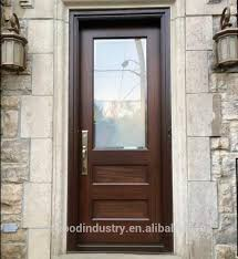 Wood Exterior Door Teak Wood Front Door Design Teak Wood Front Door Design Suppliers