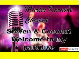 download lagu dewa 19 simponi yang indah mp3 steven coconut welcome to my paradise karaoke audio jernih youtube